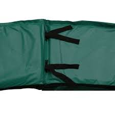 8' NEW DELUXE GREEN VINYL TRAMPOLINE PAD - $99 VALUE!!! by Trampoline Depot (Image #3)