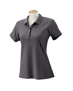 Sleeve Shirt Pique Sport (IZOD - Women's Performance Pique Sport Shirt with Snaps - 13Z0081)