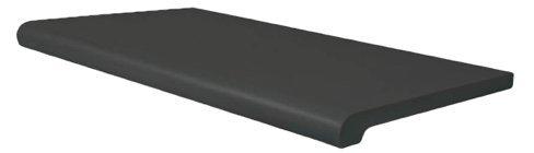 Only Garment Racks #5904B (Pack of 4) Injection-Molded Shelves, 13'' Depth x 48'' Length, Black (Pack of 4)