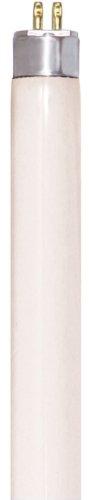(Satco S8129 3500K 21-Watt Mini Bi Pin T5 High Performance Lamp, Neutral White)