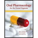 Oral Pharmacology for Dental Hygienist (08) by Weinberg, Mea A - Westphal, Cheryl - Fine, James Burke [Paperback (2007)]