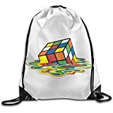 Cheap Deamoon Rubik's Cube Boy Bags Storage