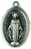 Set of 50 Miraculous Medals, Great Value!