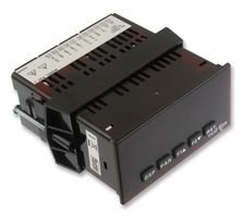 60 Min Bezel - Red Lion PAXI 1/8 DIN Counter and Rate Panel Meter, 6 Digit LED Display,  85 to 250 VAC Input Voltage, 50/60 Hz