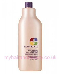 Pureology Pure Volume Conditioner Для тонких окрашенных волос, 8,5 Унция