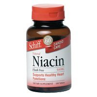 Schiff Niacine 500 mg, 100 comte