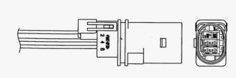 Magneti Marelli 810007726502 Sensor Drosselklappenstellung