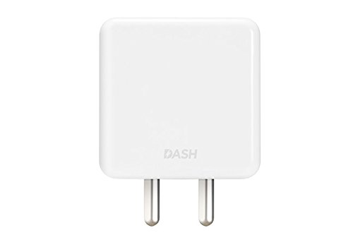 Wayona Dash Charger 5V 4A Adapter Compatible for One Plus Bullets, Nord, 7, 6T, 6, 5, 5T, 3T, 3 (Dash Charger, White)