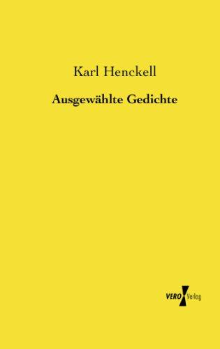 Amazoncom Ausgewählte Gedichte German Edition Ebook