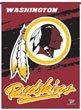 NFL Washington Redskins WCR08403013 Garden Flag, 11″ x 15″