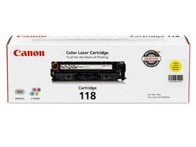 Canon Colour Photocopiers (Canon Usa Cartridge 118 Yellow Toner For The Canon Color Image Class)