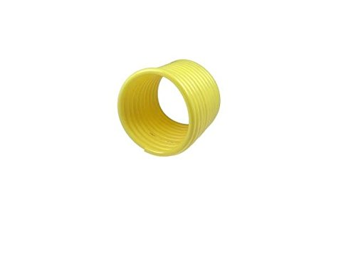 Coilhose Pneumatics N14-25B Coiled Nylon Air Hose, 1/4-Inch ID, 25-Foot Length with (2) 1/4-Inch Swivel Fittings