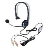 Altec Lansing AHS212 Monaural Over-the-Head Headset