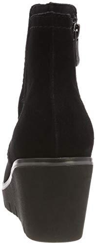Negro 002 21 Botines 25802 Premio black Antic Tozzi Para Marco Mujer Cw7qpp