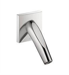 Hansgrohe 27257001 Croma Package with Exposed Installation Pipe, Head, Hand Shower and Hose, Chrome