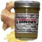 No Sugar Added Ginger Jam