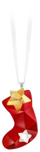 Swarovski Crystal Twinkling Stocking Christmas Piece - Crystal Authentic 1054568