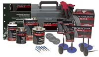 TI785 Professional Tire Repair Kit (113 Repairs)