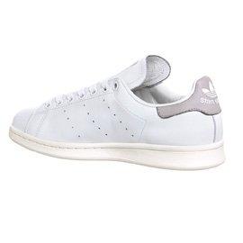 adidas Stan Smith, Zapatilla de Deporte Bajo El Cuello Unisex Adulto blanco gris