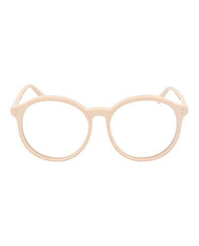 Stella McCartney Women's SC0060OA Pink/Pink/Transparent One Size (Stella Mccartney Sonnenbrille)