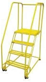 product image for Cotterman 4TR18A6E20B8C2P6 - Tilt and Roll Ldr Steel 70In. H. Yellow