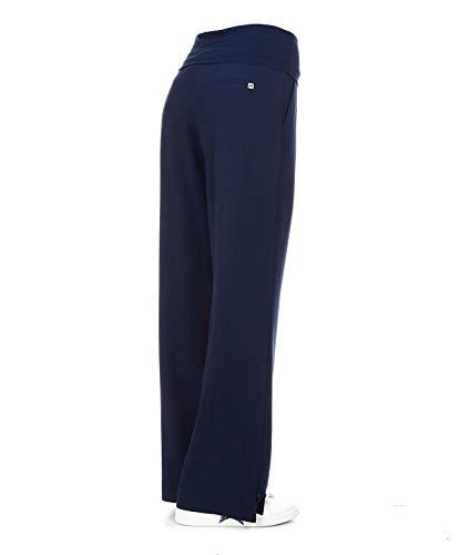 Elsa00md560 Grace Mujer Pantalón Manila Azul Poliéster wZ0vTaaxq