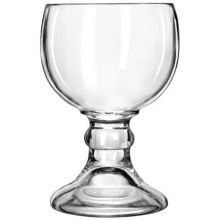 Libbey Footed Schooner Beer Glass, 21 Ounce -- 12 per case. by Libbey