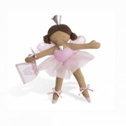 North American Bear Fancy Prancy Princess Tooth Fairy Tan by Co. - Bear American Doll North Toddler