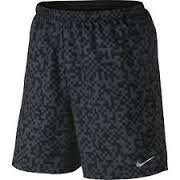 Nike Running Suits (Nike Men's Megapixel Distance Shorts Black Medium 826061 010 New With)