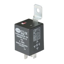 Adjustable Control Time Delay Relay Delay On Release 12V 1 Min