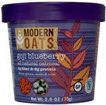 Get up and go go with this antioxidant rich, delicious blend of Himalayan Goji berry and juicy wild blueberry oatmeal loaded with Flax seed, pumpkins seeds, and California almonds. This blend has enough good energy to power through any day.  ...