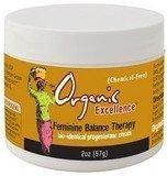 L'Excellence bio - équilibre féminin thérapie progestérone Bio-identique crème sans parfum - 2 oz (Multipack)
