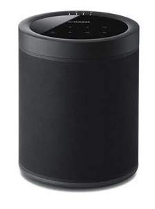 Yamaha 2 Pack WX-021 MusicCast 20 Wireless Speaker, Black by Yamaha