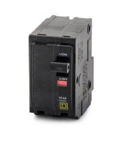ker 2P 80 Amp 120/240VAC/48VDC (2p Circuit Breaker)