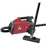 Sanitaire SC3683A Commercial Canister Vacuum Cleaner – 1200W Motor – 2.54quart – Red