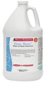 Micro-Scientific Cool Soak Stain & Rust Remover, Gallon T5HC