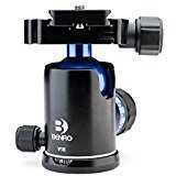Benro Triple Action Ball Head w/ PU60 Quick Release Plate (V1E)