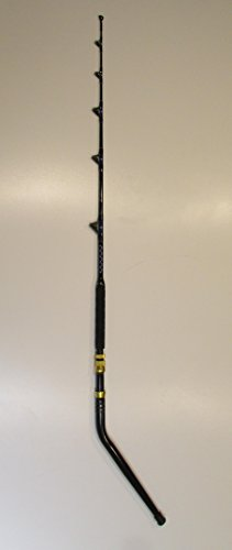 (XCALIBER MARINE PRO TOURNAMENT SERIES 6' 30-50 lb SALTWATER TROLLING ROD (BENT BUTT))