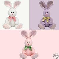 Ty Beanie Babies - Easter 2009 Bunnies (Set of 3)