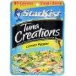 Starkist Tuna Creations, Zesty Lemon Pepper, Single Serve 2.6-Ounce Pouch (Pa... (Tuna Creations Lemon)