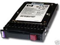 (HP 488058-001 146.0GB hot-plug Serial Attached SCSI (SAS) hard drive - 15,000 RPM, 3.5-inch form factor (Part of 384854-B21) New Bulk)