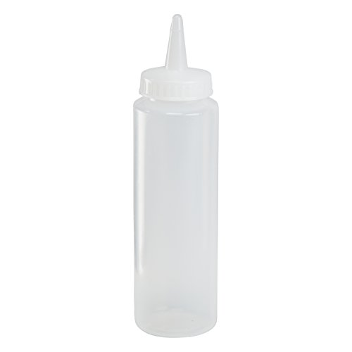 Kitchen Supply Squeeze Bottles 8 oz