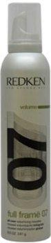 - Unisex Redken Full Frame 07 Protective Volumizing Mousse 8.5 oz 1 pcs sku# 1759648MA
