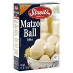Streits Matzo Ball Mix 4.5 OZ (Pack of 3) by Streit's