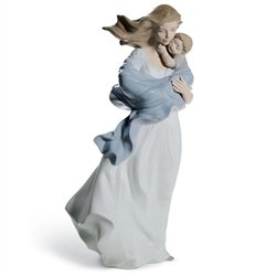 Lladro Loving Touch Figurine by Lladro
