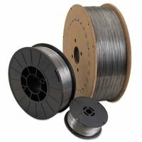 E71T-GS Flux Cored Welding Wires, 1/8 in, 10 lb, Carton (10 Pack)