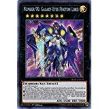 Number 90: Galaxy-Eyes Photon Lord - BLRR-EN033 - Secret Rare - 1st Edition (Best Galaxy Eyes Photon Dragon Deck)