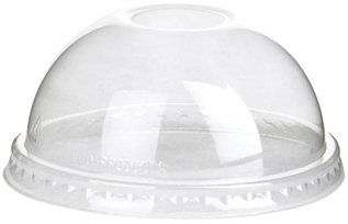 (Bulk Renewable and Compostable Paper Food Container Dome Lids, 5 Ounce: Eco-Products EP-BSC5DLID (2000 Food Container Lids))