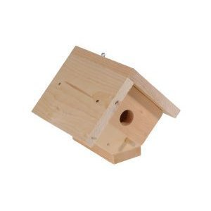 CraftKitsAndSupplies Large Wren Outdoor Bird House Kit