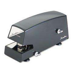 ** Model 67 Electric Stapler, 20-Sheet Capacity, Black